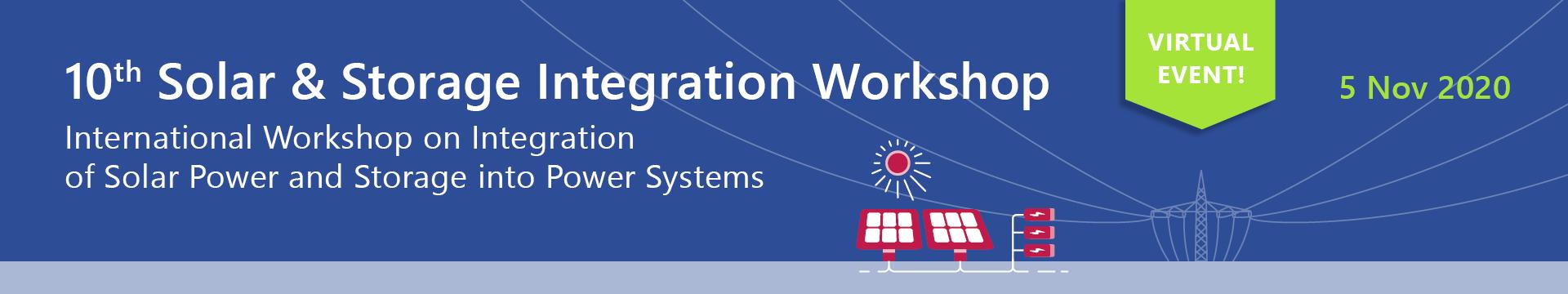 Solar & Storage Integration Workshop